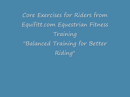 Core Exercises for Riders
