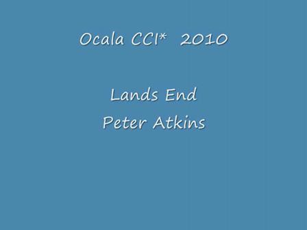 Ocala CCI* 2010 XC Helmetcam