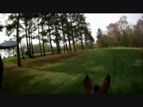 Peter Atkins X-Country Helmet Cam: The Fork CIC