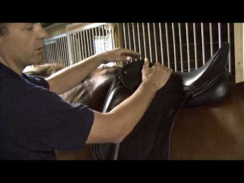 Schleese Saddlery Fit Tip #7 - Saddle Straightness