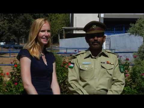 Jordan's Royal Stables Insider's Tour with Equitrekking