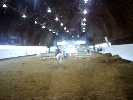 Horse Jumping Full Course