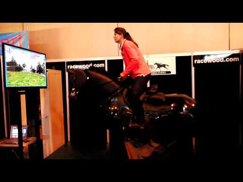 Perfect Your Jumping Without Ever Going to the Barn