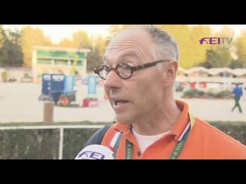 FEI European Jumping championships 2011 - Day 2 News