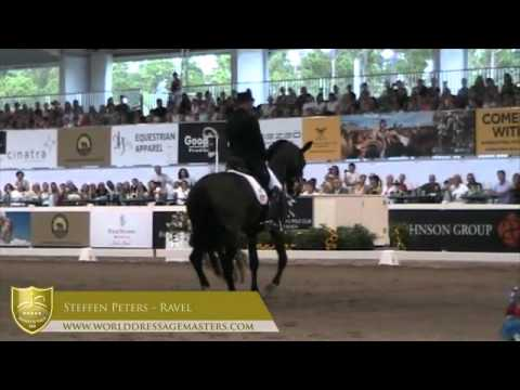 Steffen Peters World Dressage Masters 2012 - Nürnberger Grand Prix 1st place