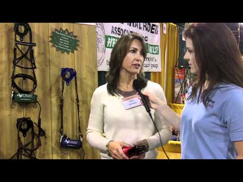 Horse Family™ interviews Jamie Sturgess of Bit Blanket at 2011 Equine Affaire Springfield MA
