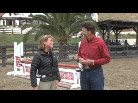 "Episode 362 of The Horse Show with Rick Lamb ""On Target Training"""