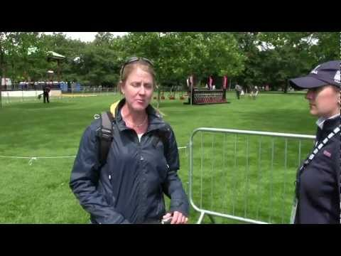 Fascinating Olympic Cross Country Course Walk with Allison Springer