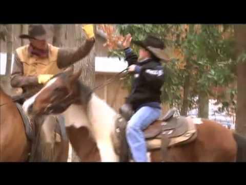 "Trey Young ""The American Horseman"" HRTV promo"