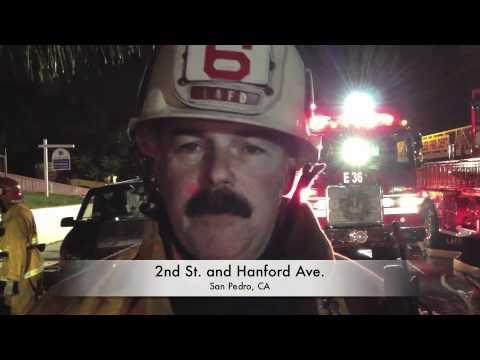 San Pedro Fire December 6, 2011