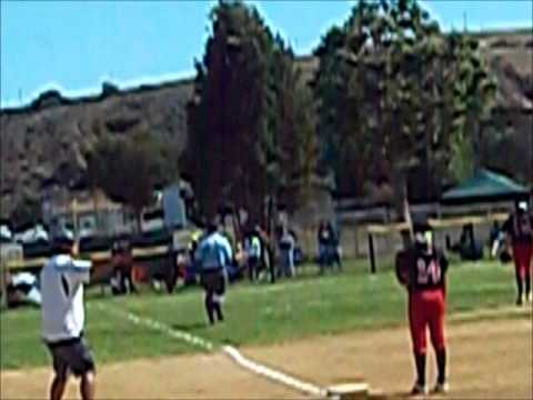 Cassie Demers Blasts Double Down The Line