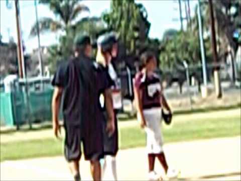 POLAHS Softball vs. Valley Academy Arts & Sciences (5-21-2013)