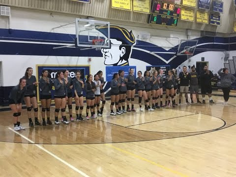 San Pedro High Girls Volleyball 2018 Receives Their Just Rewards