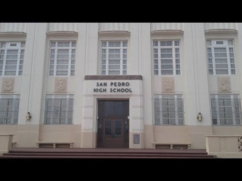 San Pedro High School Sports iMovie Trailer Promo