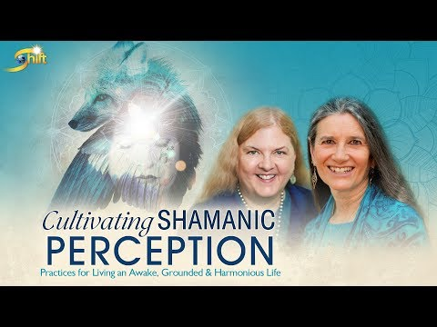 Shamanic Perception Q&A with Sandra Ingerman & Evelyn Rysdyk