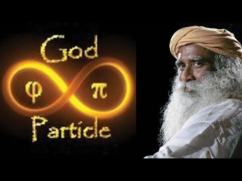 Sadhguru relates Science and Spirituality | Shiva and Higgs Boson | God Particle