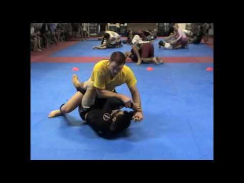 Mayhem Training @ Team HK Jiu-Jitsu