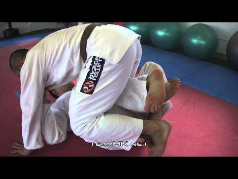 Relson Gracie Jiu-Jitsu Team HK: Brandon's Guard Pass
