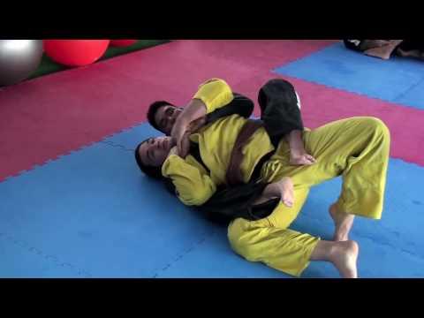 Relson Gracie Jiu-Jitsu Team HK Todd Tanaka & Kyle Olivares