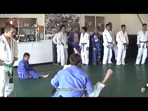 Relson Gracie Jiu-Jitsu Team HK Old School 3-29-03 Part 1