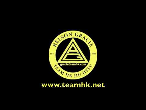 Relson Gracie Jiu-Jitsu Team HK Star Trek Mount Escape