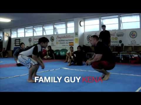 Relson Gracie Jiu-Jitsu Team HK vs Kena Heffernan