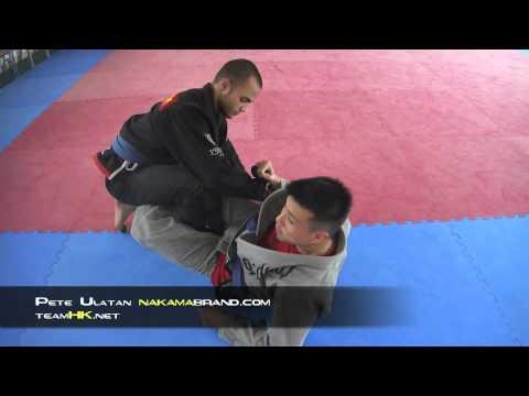 Relson Gracie Jiu-Jitsu Team HK: Pete Ulatan De La Riva Sweep
