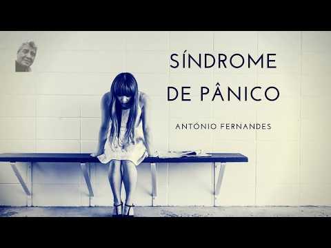 Síndrome de pânico