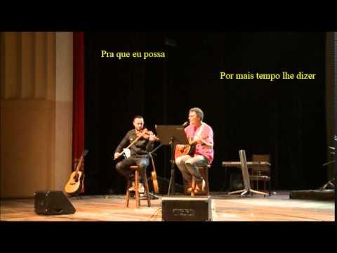 """A NOSSA HISTÓRIA"" - Luiz Vicentini - Part. Especial: Jairo Adriano"
