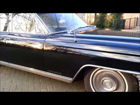 Cadillac Fleetwood Sixty Special 1963.
