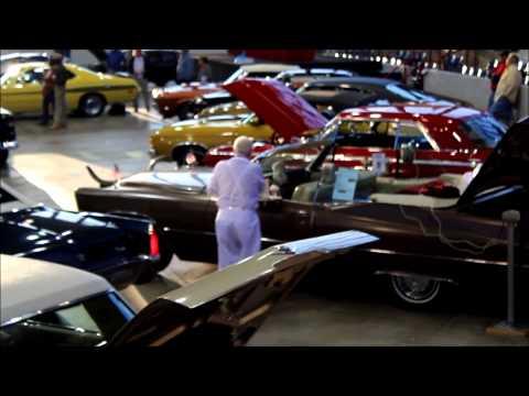 Carolina Collector Auto Fest - Cars Leaving Dorton - Nov 10, 2012