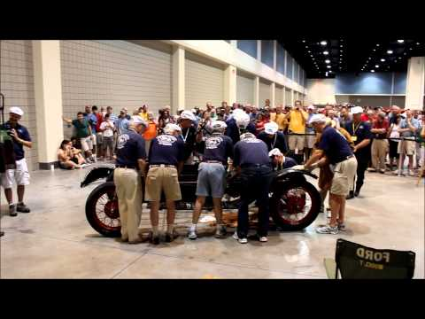 Assembling a Model T in 6 Minutes!