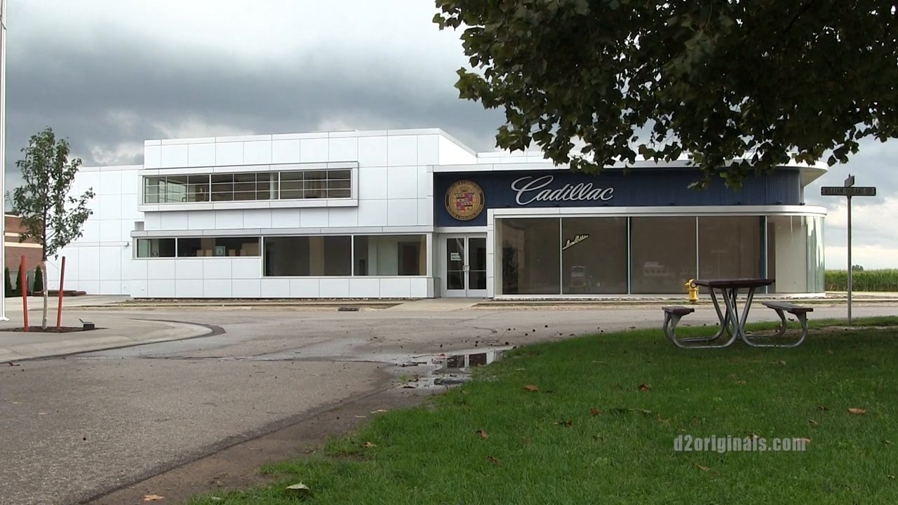 Documentary on Cadillac & LaSalle Museum construction
