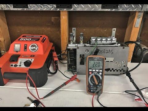 From Jason's Garage - Testing AM Radio with Wonderbar - Part 2