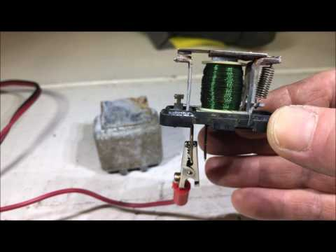 From Jason's Garage - 1964 Cadillac Power Window Relay Testing