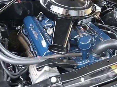 Megasquirted Cadillac 429 TBI idling