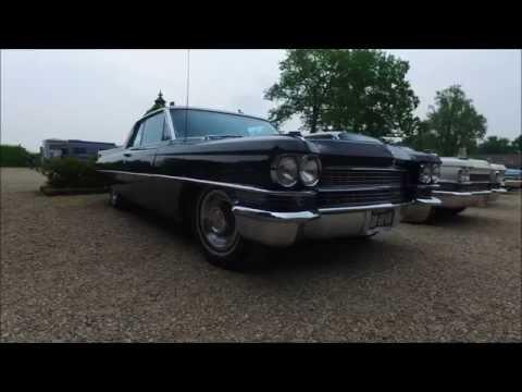 Cadillac 1963  meeting mei 2016