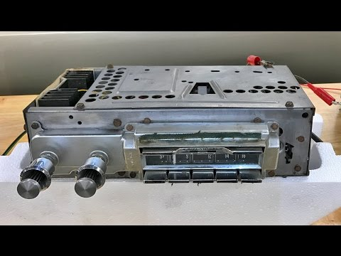 From Jason's Garage - Testing AM Radio with Wonderbar - Part 1