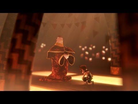 El Monje y el Mono / The Monk & The Monkey - Sub Español (Cortometraje Animado 3D) HD