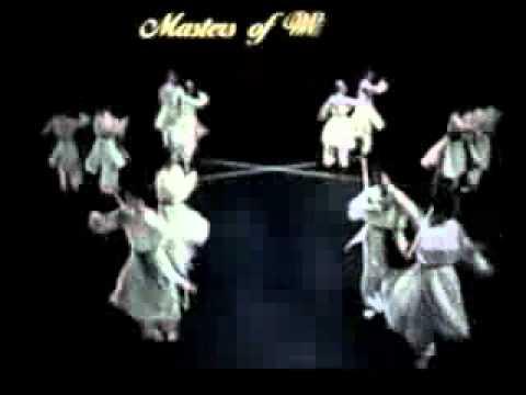 Gurdjieff Sacred Dance - Sufi Enneagram Dance