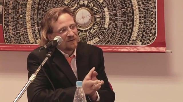 Алехандро Пенатаро  «ци мэнь дунь цзя для менеджмента» Qi Men Dun Jia Speech in Fe