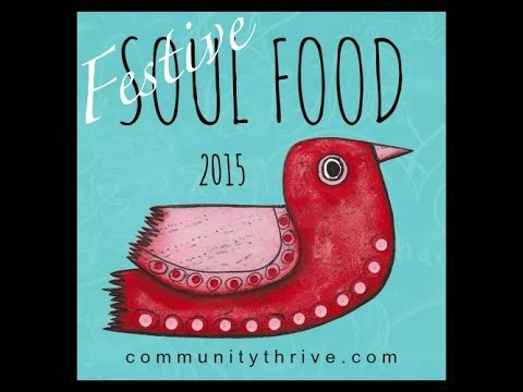 Guada´s interview for Festive Soul Food 2015!
