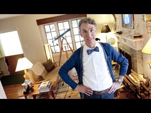 Bill Nye on Making His House Energy-Efficient