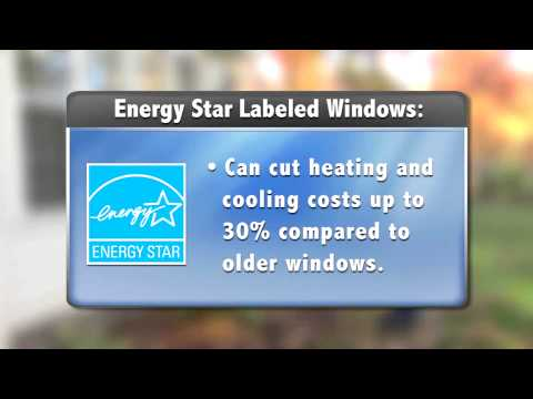 Home Energy Efficiency: Windows