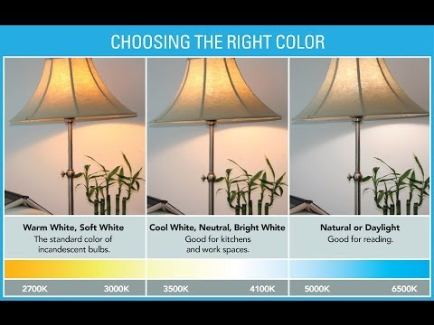 Ask the Expert: How to Choose a Light Bulb