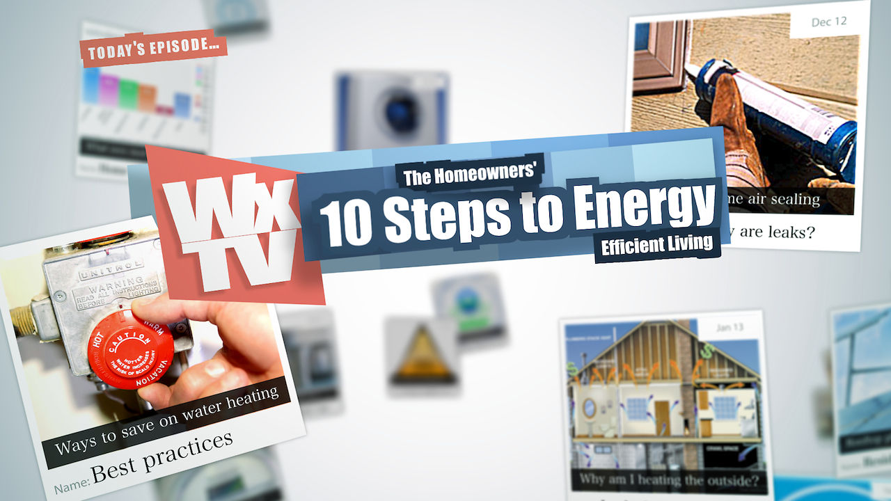 10 Steps to Energy Efficient Living