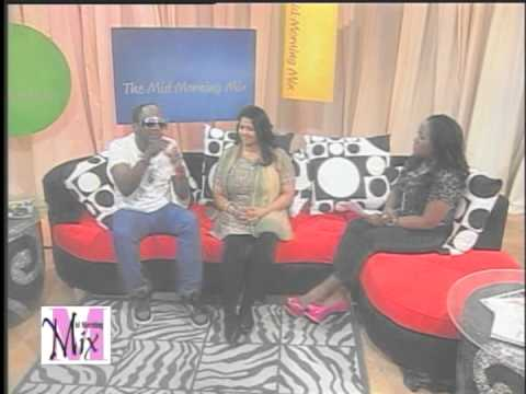 Septimius The Great - Barbados Interview on CBC TV 8 - Barbados Music Awards