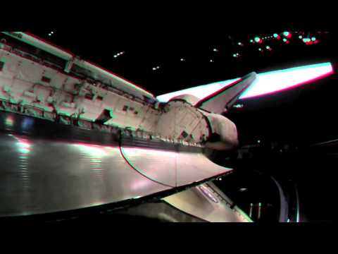 3D GoPro Tour of Kennedy Space Center in Cape Canaveral FL!
