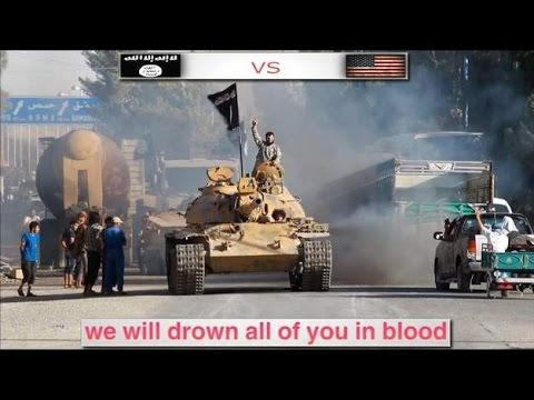 DROWN AMERICA IN BLOOD: ISIS In Chilling Video Threat To America