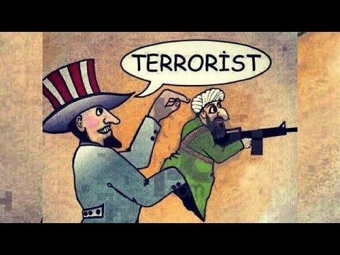 "America ""Attacking"" The Terrrorists It Fostered - James Corbett on Press TV"